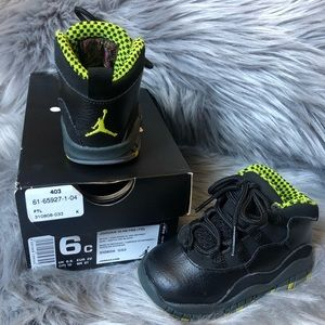 Jordan 10 retro size 6c.